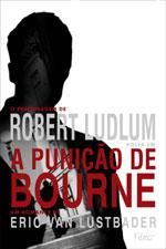 Capa de A Punição de Bourne