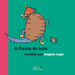 Capa de A Flauta do Tatu