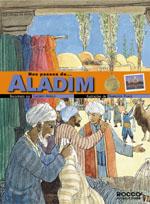 Capa de Nos Passos... de Aladim