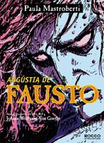 Capa de Angústia de Fausto