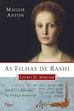 Capa de As Filhas de Rashi – Livro II - Miriam