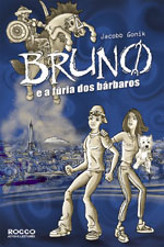 Capa de Bruno e a Fúria dos Bárbaros