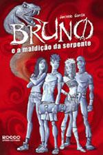 Capa de Bruno e a Maldição da Serpente