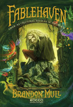Capa de Fablehaven: Onde as Criaturas Mágicas Se Escondem
