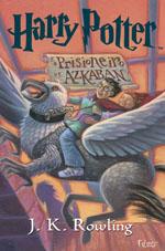 Capa de Harry Potter e o Prisioneiro de Azkaban