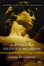 Capa de História da Filosofia Moderna