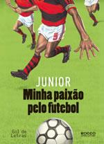 Capa de Minha Paixão pelo Futebol