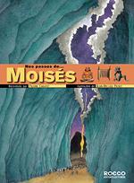 Capa de Nos Passos... de Moisés