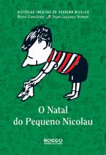 Capa de O Natal do Pequeno Nicolau