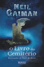 Capa de O Livro do cemitério