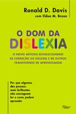 Capa de O Dom da Dislexia