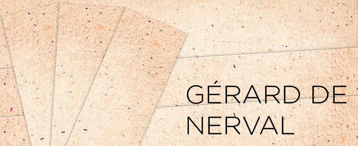Imagem de GÉRARD DE NERVAL