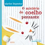 Capa de O Mistério do Coelho Pensante (Capa Dura)