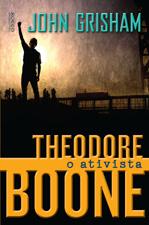 Capa de Theodore Boone - O ativista