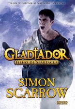 Capa de Gladiador - Filho de Spartacus