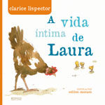 Capa de A Vida Íntima de Laura (Capa Dura)
