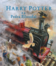 Harry Potter e a pedra filosofal – Ilustrado