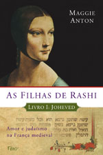 Capa de As Filhas de Rashi - Livro I - Joheved