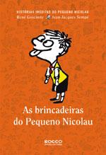 Capa de As Brincadeiras do Pequeno Nicolau