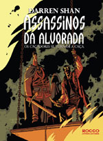 Capa de Assassinos da Alvorada