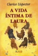 Capa de A vida íntima de Laura