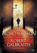 O bicho-da-seda (edição capa dura)