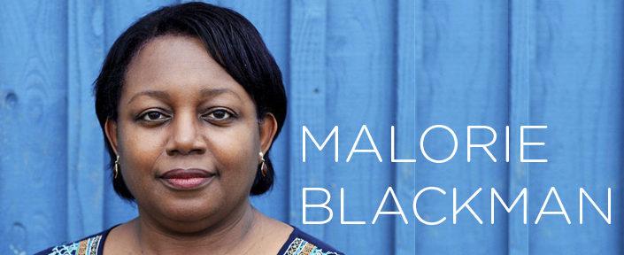 Imagem de MALORIE BLACKMAN