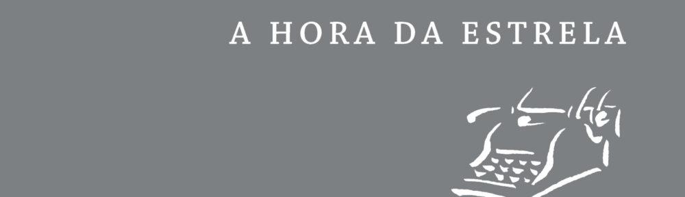Capa de A Hora da Estrela - Edição Especial