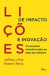 Lições de Impacto e Inovação