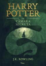Capa de Harry Potter e a Câmara Secreta (edição em capa dura)