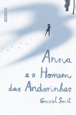 Capa de Anna e o Homem das Andorinhas