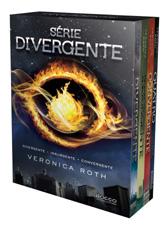 Capa de Box Divergente