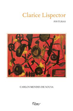 Capa de Clarice Lispector - Pinturas