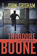 Capa de Theodore Boone - o Acusado