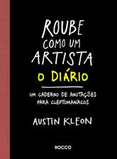 Capa de Roube como um artista: o diário