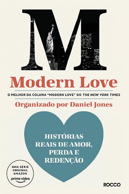 Capa de Modern Love