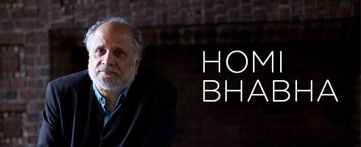 Imagem de HOMI BHABHA