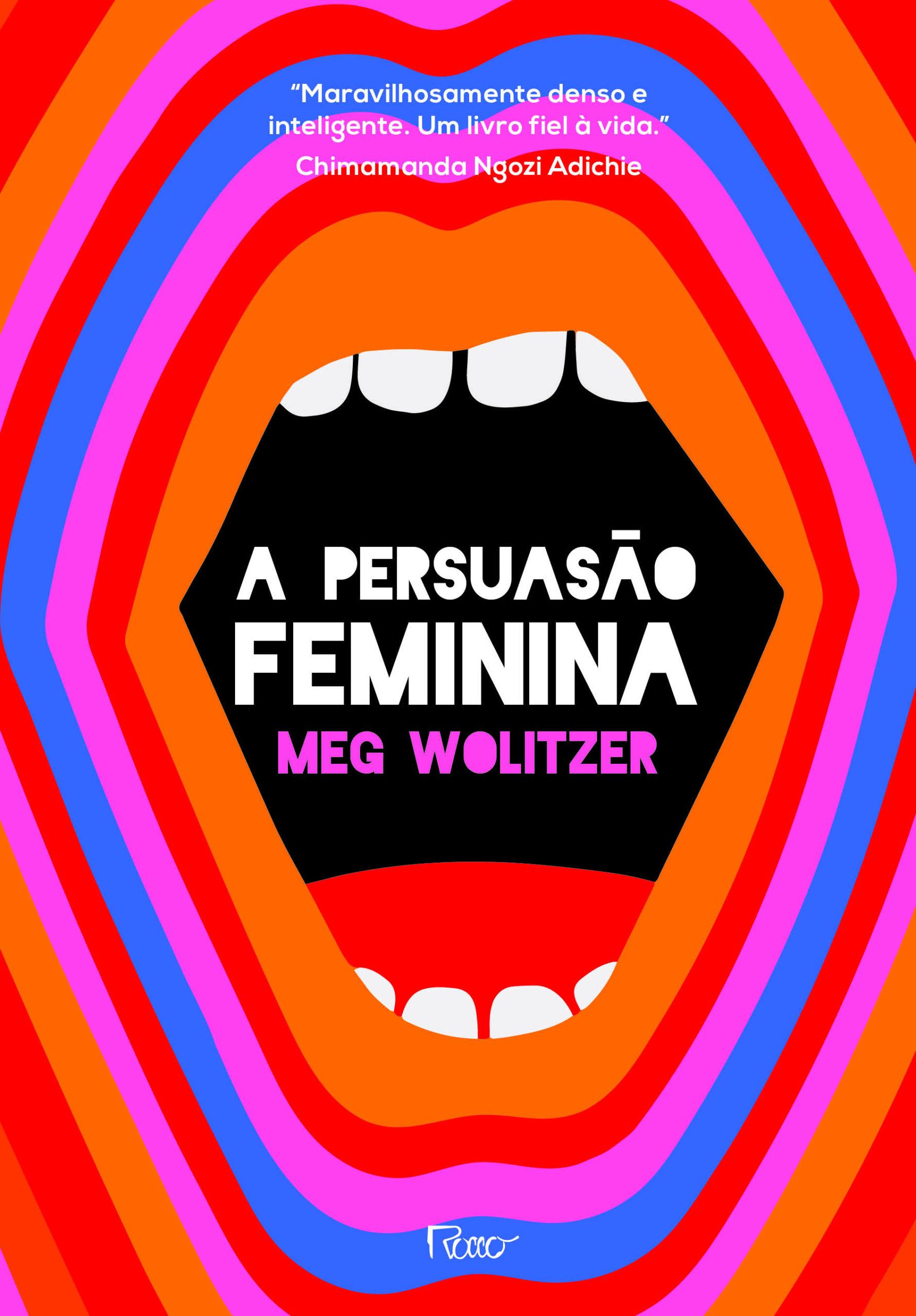 Capa de A Persuasão Feminina