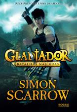 Capa de Gladiador - Batalhas nas ruas