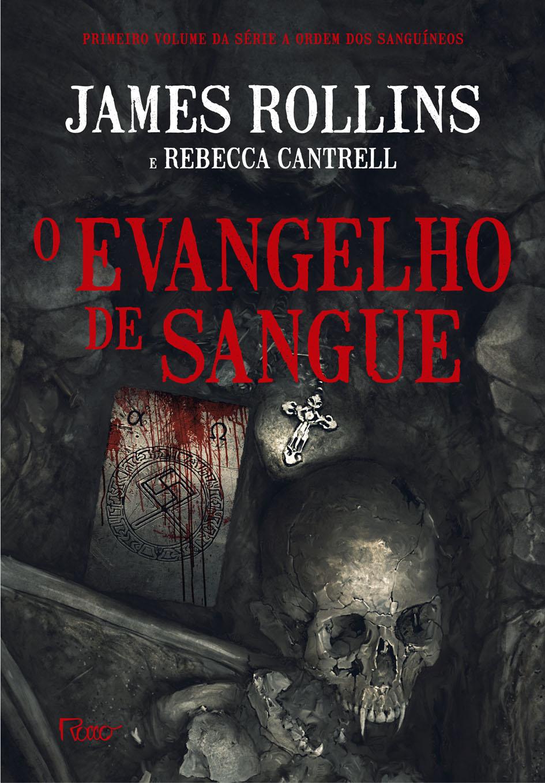 Capa de O evangelho de sangue