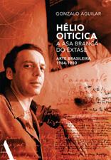 Capa de Hélio Oiticica - A Asa Branca do Êxtase