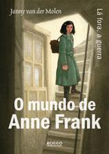 Capa de O mundo de Anne Frank