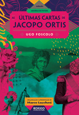 Capa de As últimas cartas de Jacopo Ortis