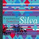 Capa de A Excêntrica Família Silva