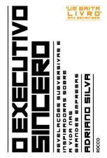 Capa de O executivo sincero
