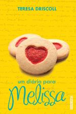 Capa de Um diário para Melissa