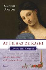 Capa de As Filhas de Rashi - Livro Iii - Raquel