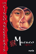 Capa de Macaco