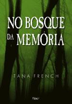 Capa de No Bosque da Memória