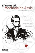 Capa de O Teatro de Machado de Assis